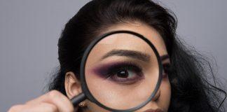 Fotografie de portret beauty makeup