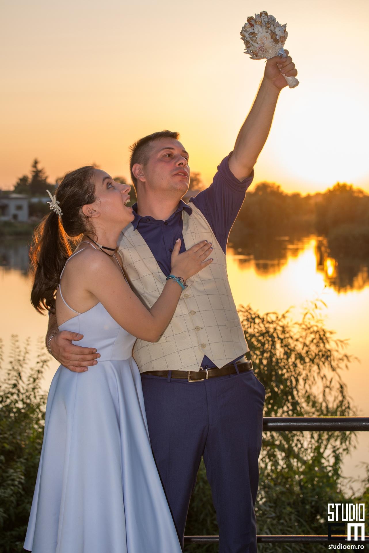 Fotografie nuntă Alexandra și Alexandru