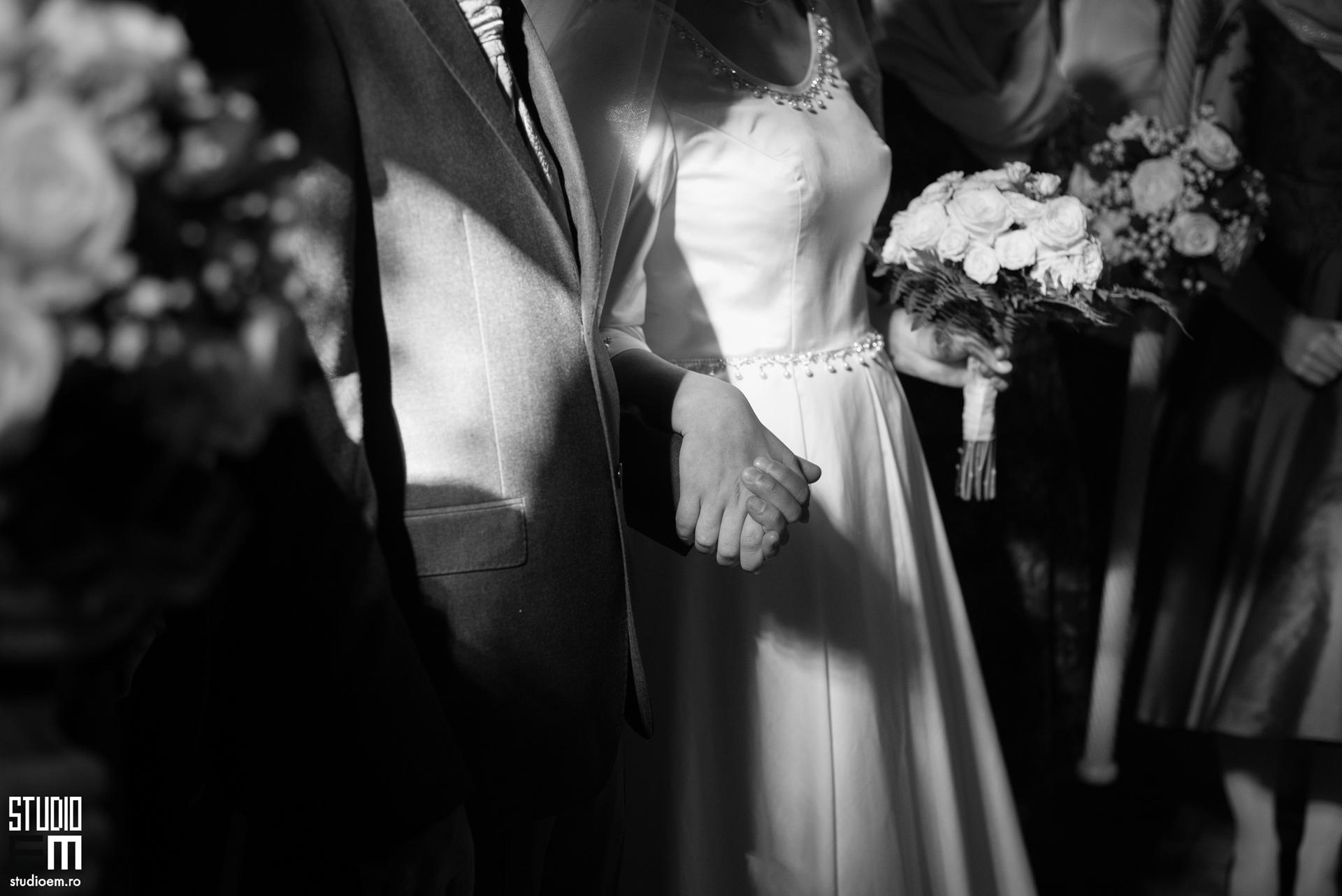 Fotografie nuntă Maria și Mădălin