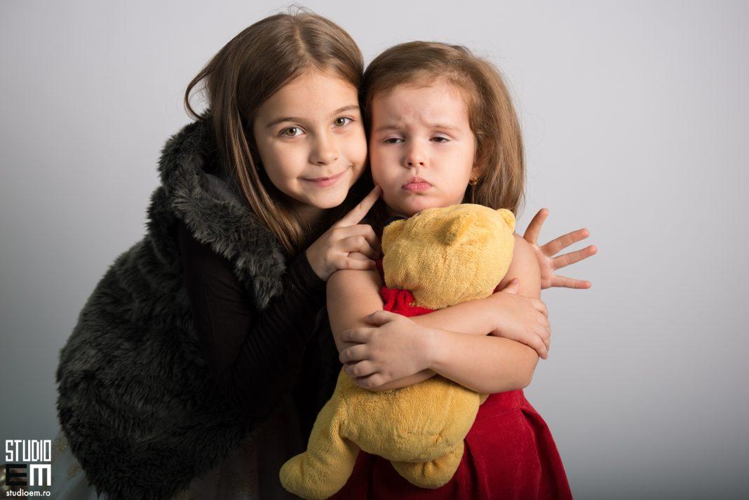 Fotografie portret copii